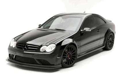 2008 Mercedes-Benz CLK63 Amg Black Series Black Widow by Vorsteiner 1
