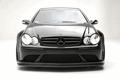 2008 Mercedes-Benz CLK63 Amg Black Series Black Widow by Vorsteiner 2