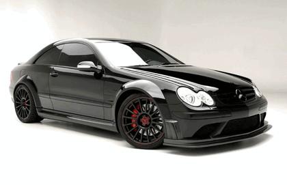 2008 Mercedes-Benz CLK63 Amg Black Series Black Widow by Vorsteiner 3