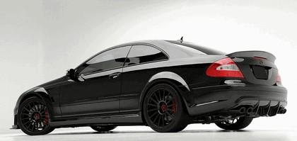 2008 Mercedes-Benz CLK63 Amg Black Series Black Widow by Vorsteiner 6