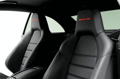 2008 Mercedes-Benz CLK63 Amg Black Series Black Widow by Vorsteiner 8
