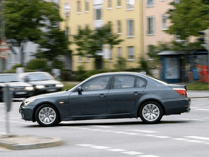 2008 BMW 5er security edition 4