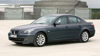 2008 BMW 5er security edition 2
