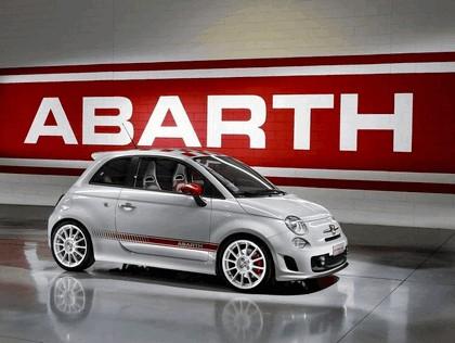 2008 Fiat 500 Abarth esseesse 1