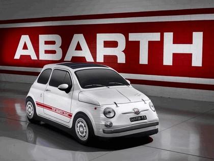 2008 Fiat 500 Abarth esseesse 4