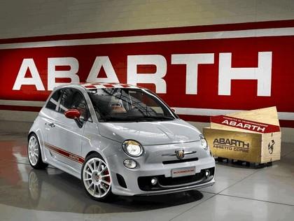 2008 Fiat 500 Abarth esseesse 5