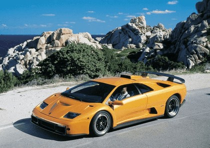 1999 Lamborghini Diablo GT 5
