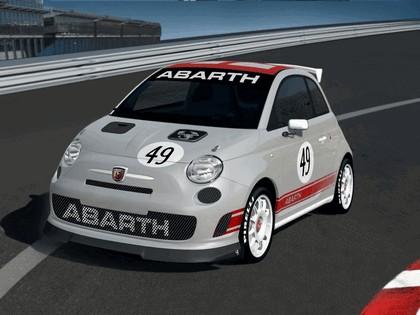 2008 Fiat 500 Abarth Assetto Corse 1