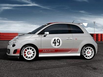 2008 Fiat 500 Abarth Assetto Corse 2