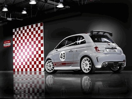 2008 Fiat 500 Abarth Assetto Corse 5