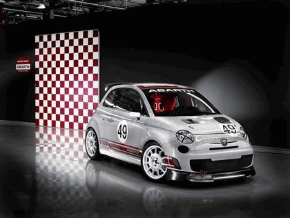 2008 Fiat 500 Abarth Assetto Corse 6