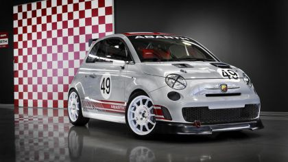 2008 Fiat 500 Abarth Assetto Corse 4