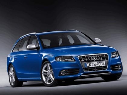 2008 Audi S4 1