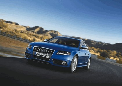 2008 Audi S4 11