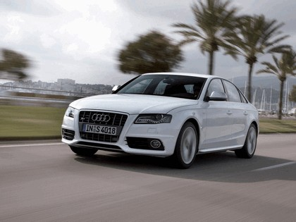 2008 Audi S4 55