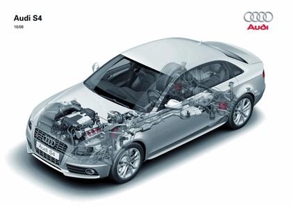 2008 Audi S4 57