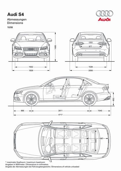 2008 Audi S4 62