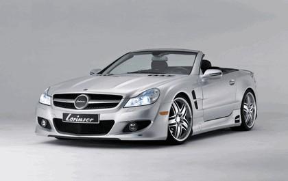 2008 Mercedes-Benz SL by Lorinser 1