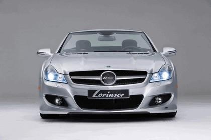 2008 Mercedes-Benz SL by Lorinser 2