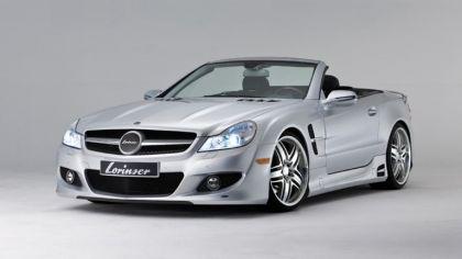 2008 Mercedes-Benz SL by Lorinser 6