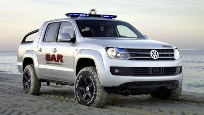 2008 Volkswagen Pickup concept 1