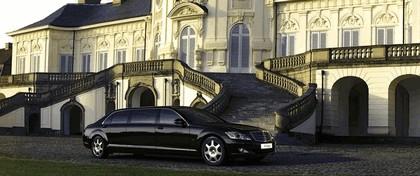 2008 Mercedes-Benz S600 Pullman Guard 5