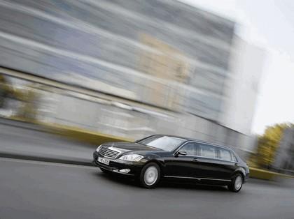 2008 Mercedes-Benz S600 Pullman Guard 9