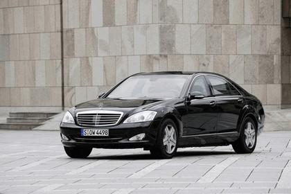 2008 Mercedes-Benz S600 Pullman Guard 10