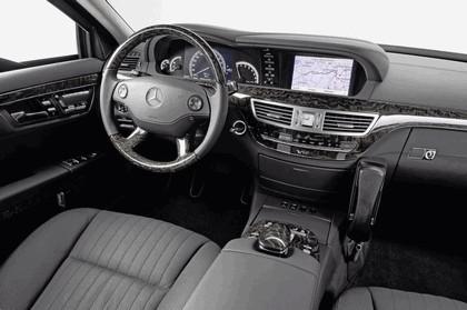 2008 Mercedes-Benz S600 Pullman Guard 11