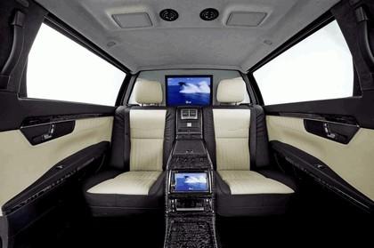 2008 Mercedes-Benz S600 Pullman Guard 12
