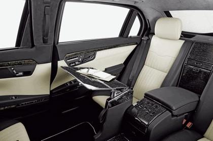 2008 Mercedes-Benz S600 Pullman Guard 13