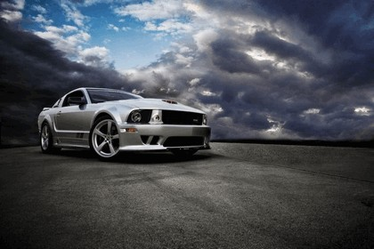 2008 Ford Mustang 25th anniversary concept by SMS 1
