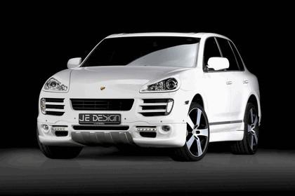 2008 Porsche Cayenne by JE Design 1