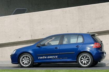 2008 Volkswagen Golf V Twin drive 5