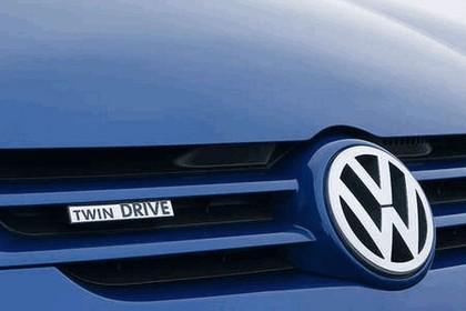 2008 Volkswagen Golf V Twin drive 7