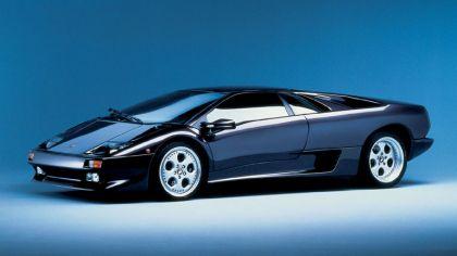 1999 Lamborghini Diablo VT 8