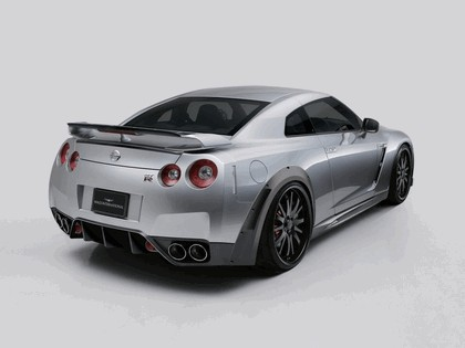 2008 Nissan GT-R by Wald 2