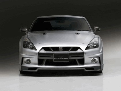2008 Nissan GT-R by Wald 3