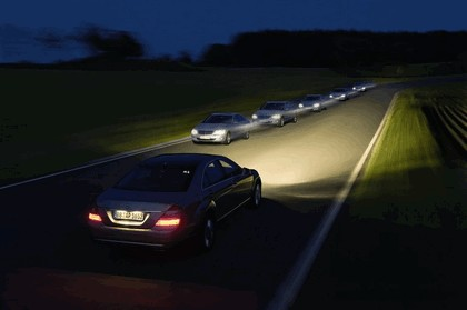 2008 Mercedes-Benz Adaptive high-beam assistant 1
