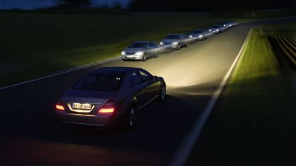 2008 Mercedes-Benz Adaptive high-beam assistant 6