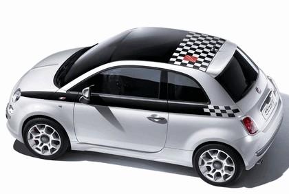 2008 Fiat 500 - F1 limited edition 1