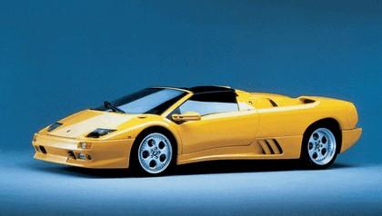 1999 Lamborghini Diablo roadster 1