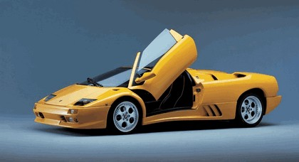 1999 Lamborghini Diablo roadster 2