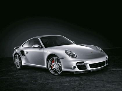 2008 Porsche 911 Turbo 1