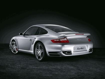 2008 Porsche 911 Turbo 2