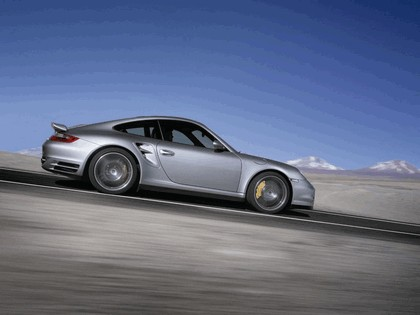 2008 Porsche 911 Turbo 4