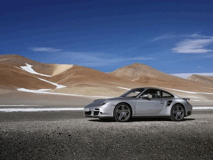 2008 Porsche 911 Turbo 5