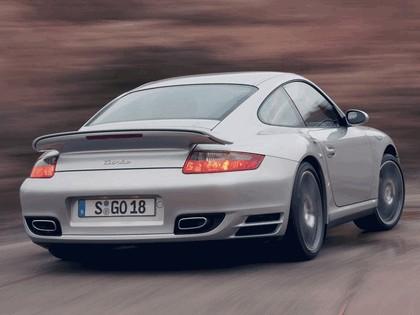 2008 Porsche 911 Turbo 9