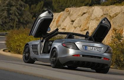 2008 Mercedes-Benz McLaren SLR 722 S roadster 8