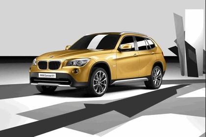2008 BMW X1 concept 1